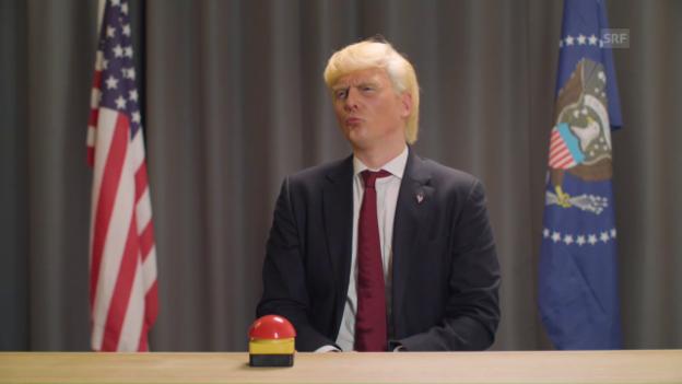 Video «Das Trump-Experiment» abspielen