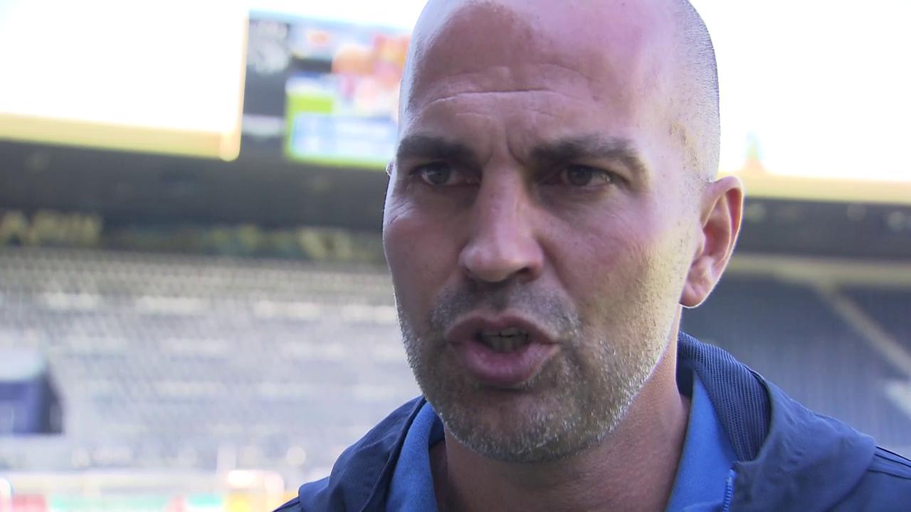 Markus Babbel im Interview vor der Saison