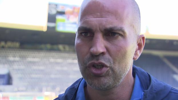 Video «Markus Babbel im Interview vor der Saison» abspielen