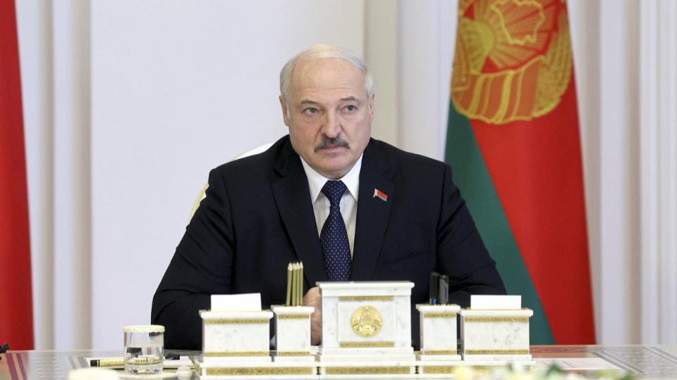 Lukaschenko geht kompromisslos gegen Kritiker vor