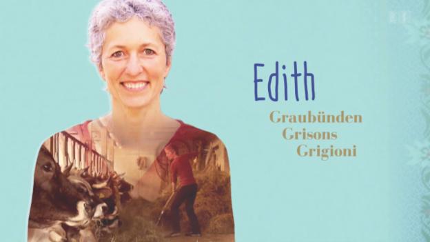 Video ««Eusi Landchuchi» (5/7): Edith Albin, Tersnaus GR» abspielen