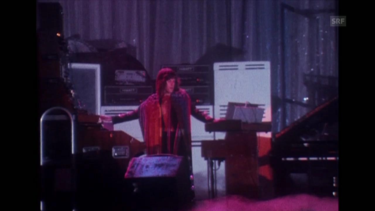 ELP in Zürich (Jugend-TV, 28.10.1973)