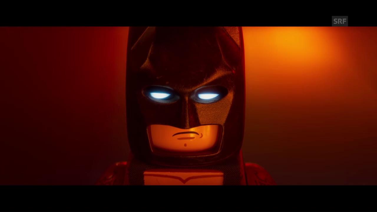 Trailer «The Lego Batman Movie»