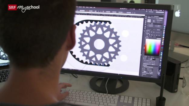 Video «Berufsbild: Interactive Media Designer EFZ» abspielen
