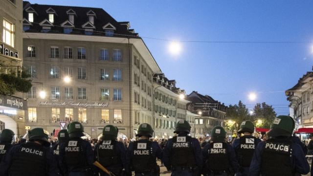Das sagt Isabelle Wüthrich, Sprecherin der Kantonspolizei Bern