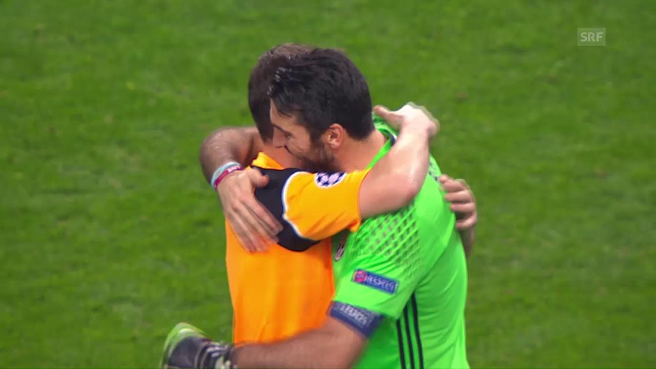 Porto-Juventus: Buffon gewinnt Torhüter-Gipfel
