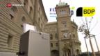 Video «Zurückhaltender eingesetzt: Initiativen als Wahlkampfinstrument» abspielen