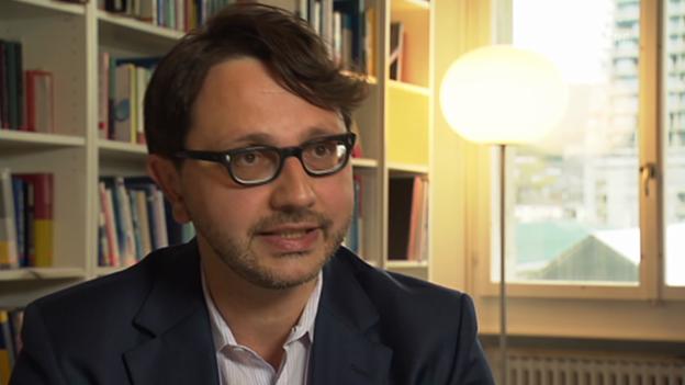 Video «Marco Salvi, Avenir Suisse, über die Unternehmenssteuer-Reform» abspielen