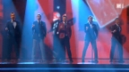 Video «Live im Studio: The Overtones» abspielen