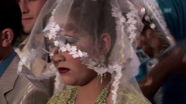 Video «Die Hochzeitsfeier von Abdul und Fatemeh» abspielen