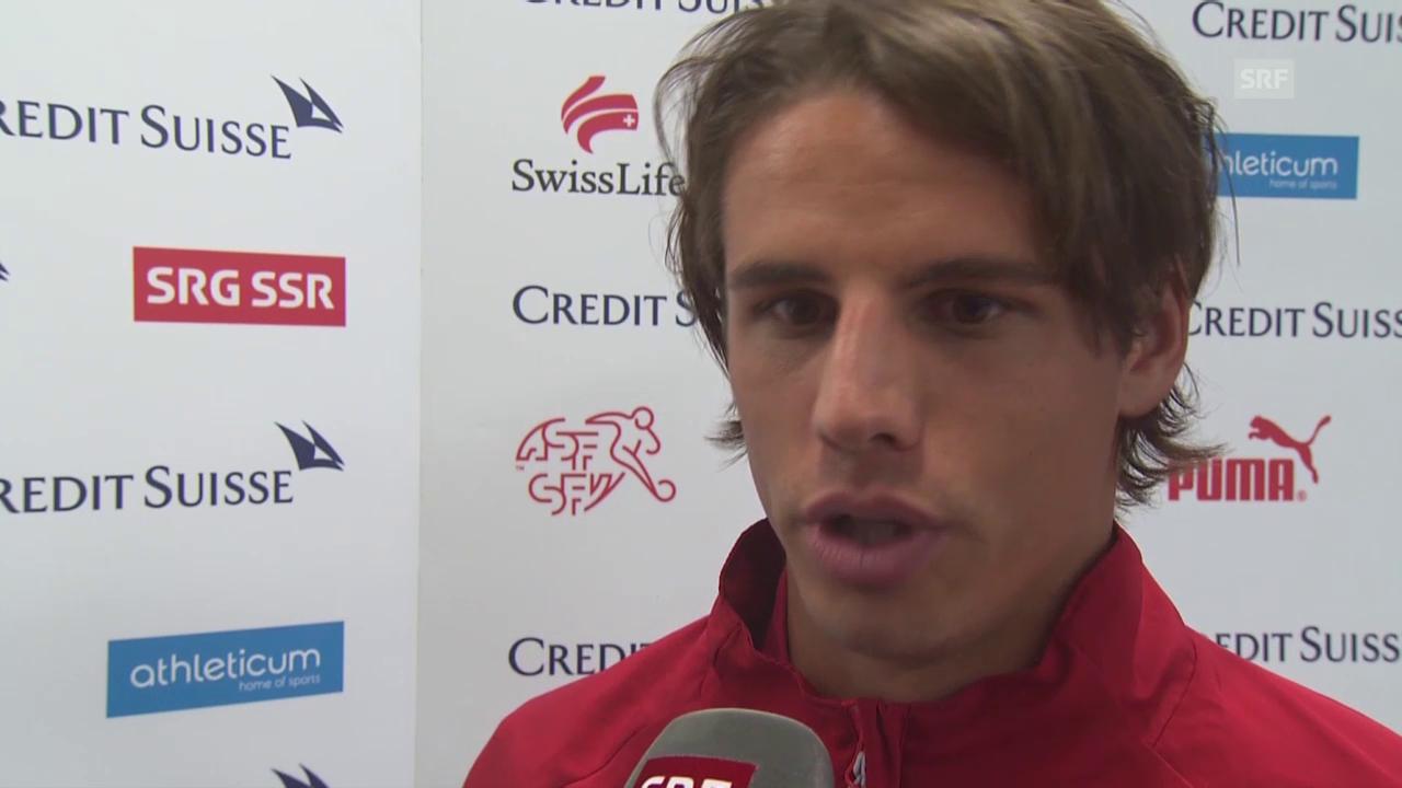Fussball: Schweizer Nati vor dem Rückspiel gegen Slowenien, Interview Sommer