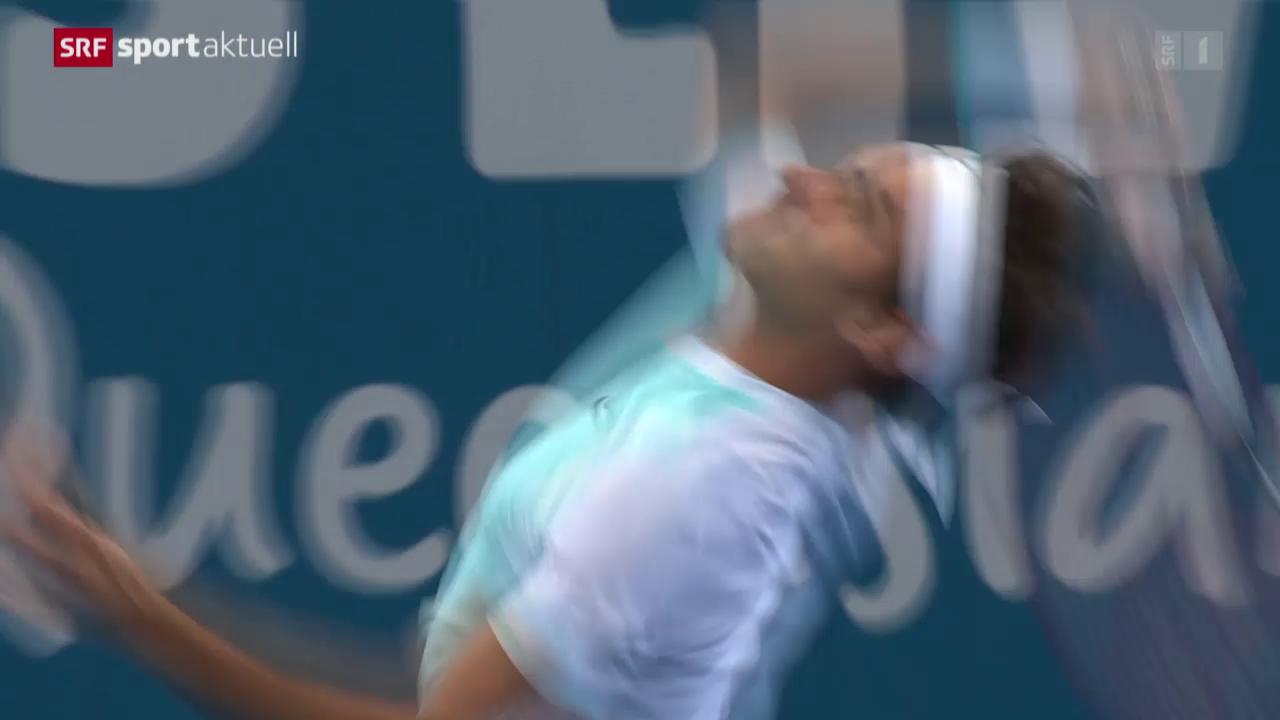 Federer schlägt Thiem und steht im Final