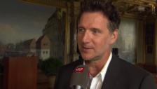 Video «Marco Grob über das royale Shooting» abspielen