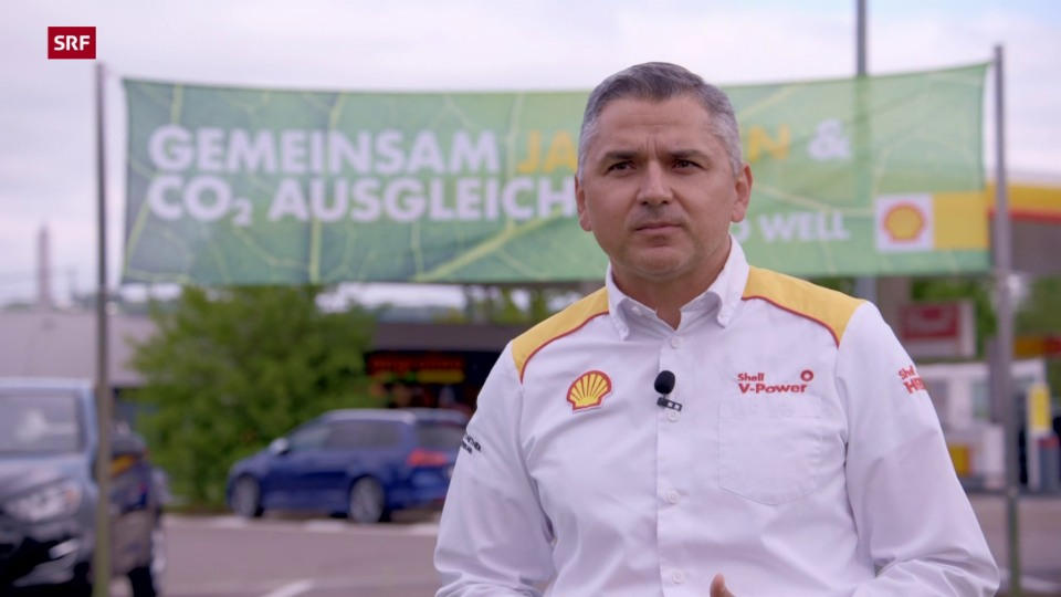 Hasan Haybat, Shell: «Wir haben uns entschieden, etwas zu machen auf dem Weg zu einem Energieunternehmen.»