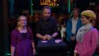 Video «Zaubertrick - kein Beschiss» abspielen