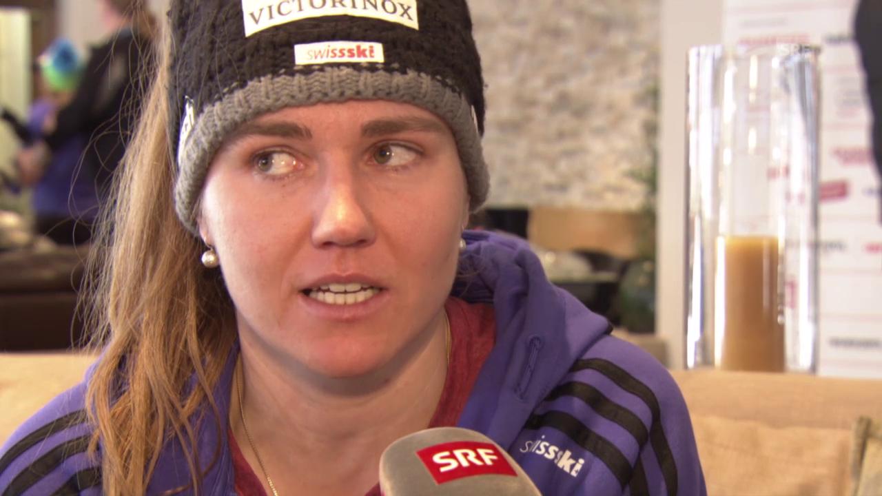 Ski alpin: Fabienne Suter über ihren Ehrgeiz