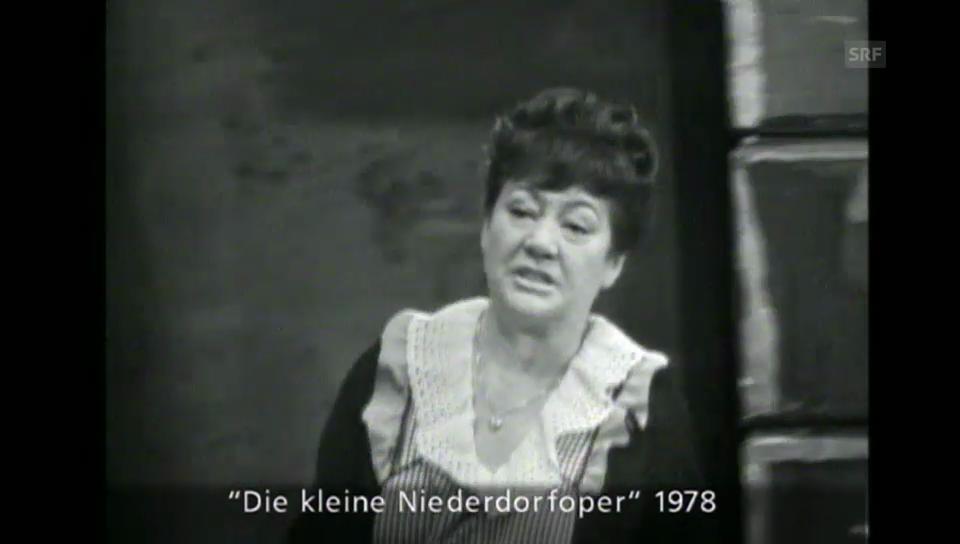An der Premiere von «Euse Rainer chönnt das au!»