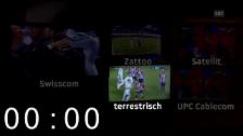 Video «Verzögerung TV-Signal bei fünf Empfangsmöglichkeiten» abspielen