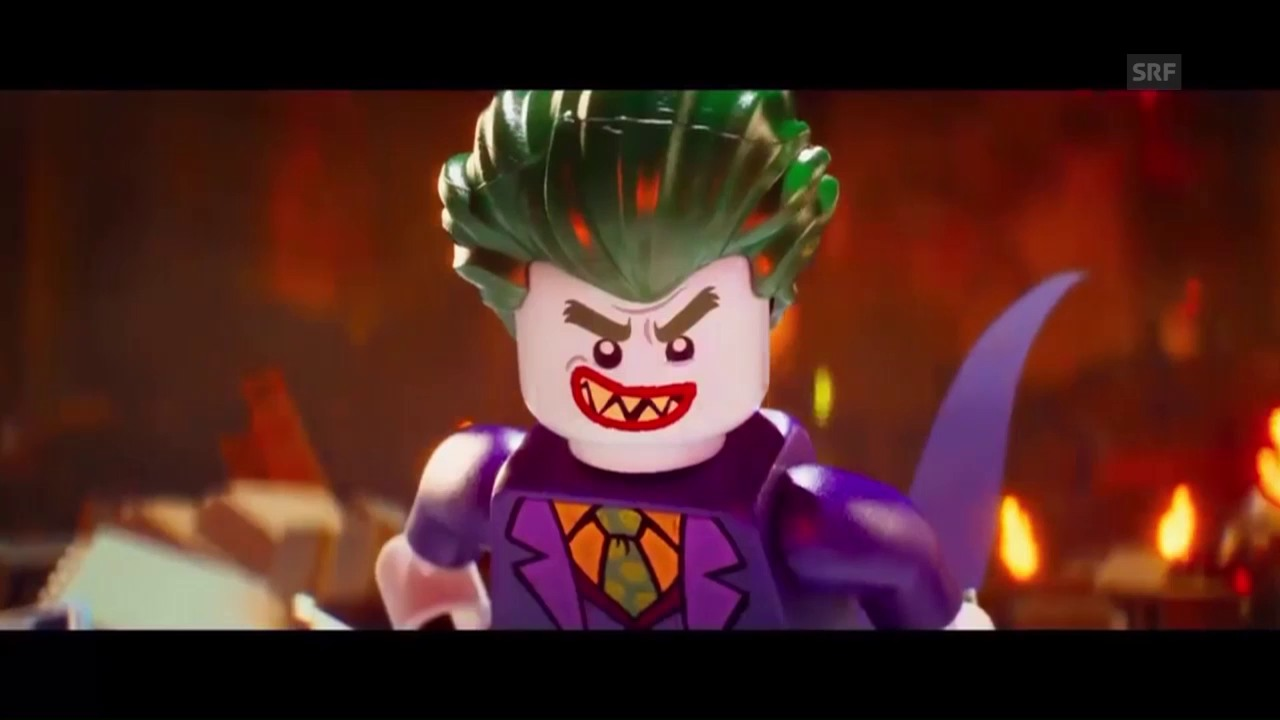 «The Lego Batman Movie»