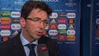 Video «UEFA-Turnierchef Martin Kallen im Interview, Teil 2» abspielen