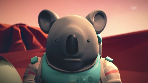 Video «Astronaut-K» abspielen