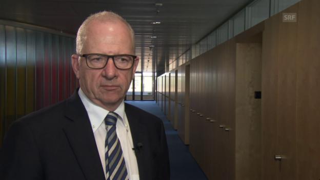 """Video «Etienne Jornod: """"Die besten werden gewinnen""""» abspielen"""