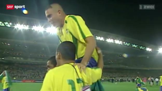 Video «Die grosse Karriere von «Il Fenomeno» Ronaldo» abspielen