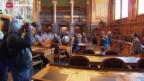 Video «Rundgang durch das Bundeshaus» abspielen