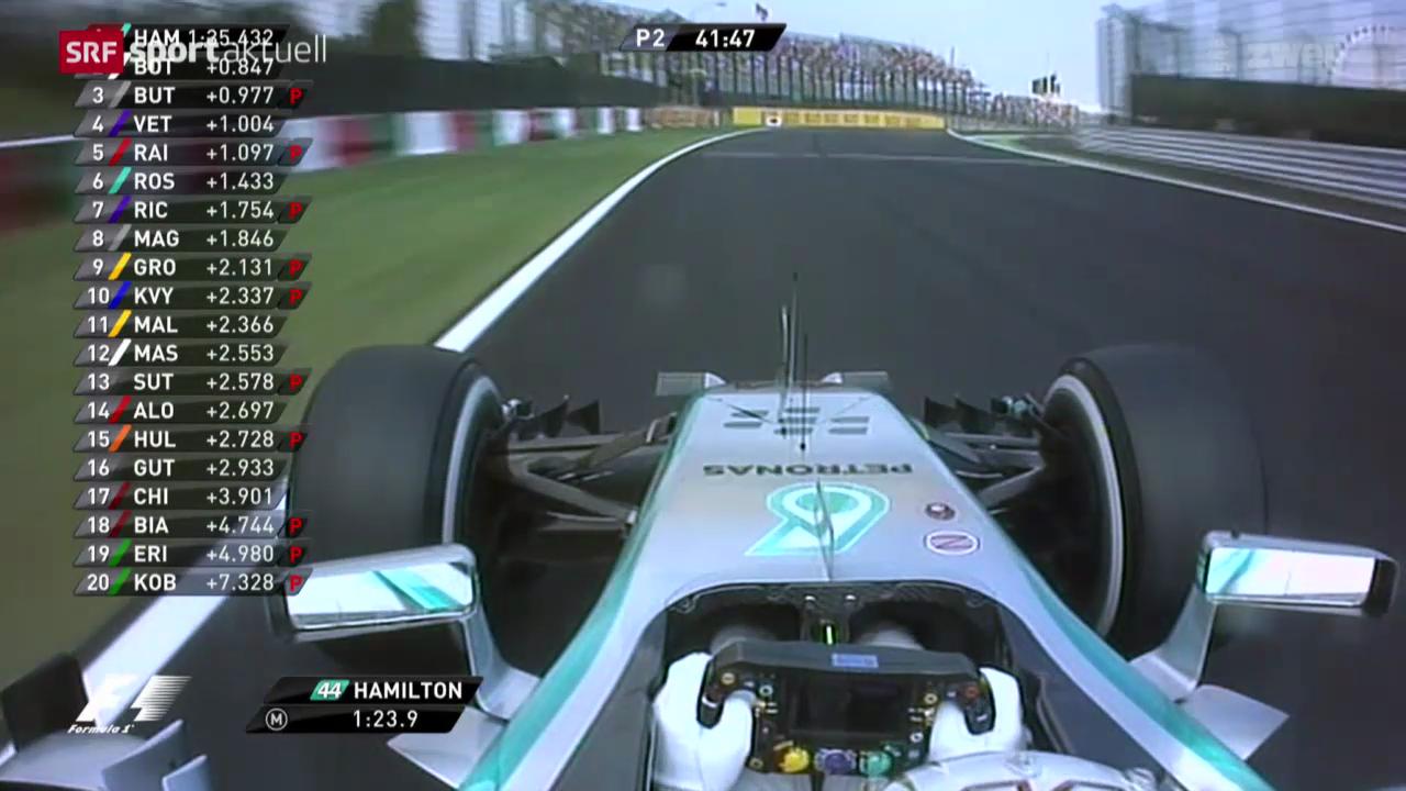Formel 1: GP von Japan