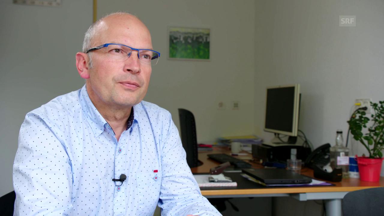 Video 'Martin Röösli, Swiss TPH, Basel: «Verschiedene Erkrankungen stehen in Zusammenhang mit Lärm.»' abspielen.